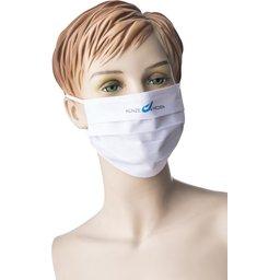 Promo stoffen mondmasker met bedrukking naar keuze 18