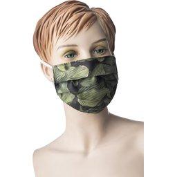 Promo stoffen mondmasker met bedrukking naar keuze 7