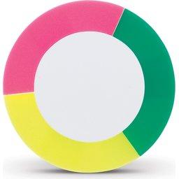 Puck highlighter tekstmarker groen