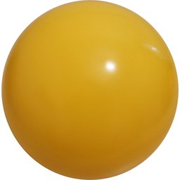 PVC plastic ballen geel
