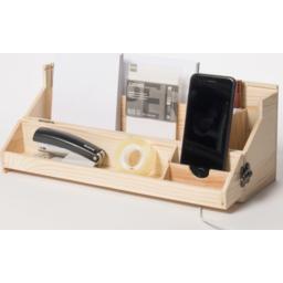 Rackpack Desk Topper wijnkist bureau