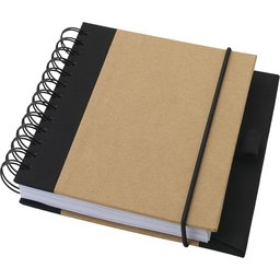 Recycled notitieboekje