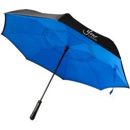Reversible paraplu -  Ø105 cm bedrukken