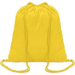 Rugzak Colored-geel
