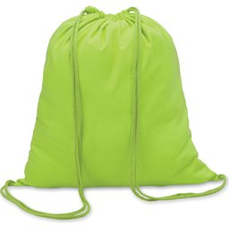 Rugzak Colored-lime