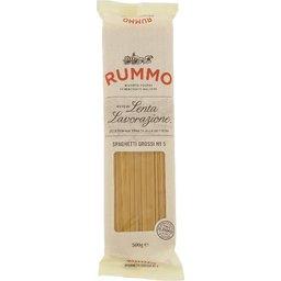 Rummo Lenta Lavorazione Spaghetti grossi no. 5