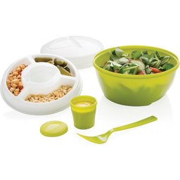 Salad2go box bedrukken