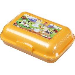 School box Junior geel