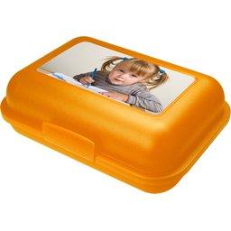 School box Junior oranje