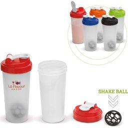 Shaker drinkfles bedrukken
