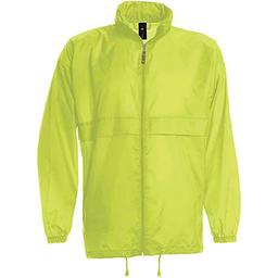 Sirocco Jack - opvouwbare jasje in jaszak geel
