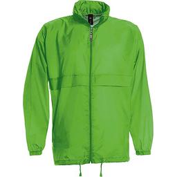 Sirocco Jack - opvouwbare jasje in jaszak groen 2