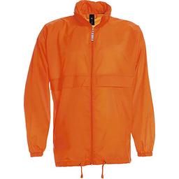 Sirocco Jack - opvouwbare jasje in jaszak oranje