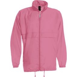 Sirocco Jack - opvouwbare jasje in jaszak roze