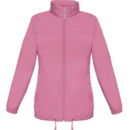 Sirocco Jack - opvouwbare jasje in jaszak roze vrouwen