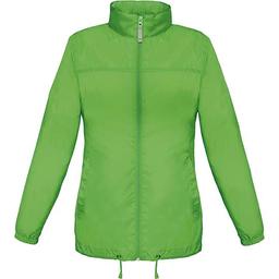 Sirocco Jack - opvouwbare jasje in jaszak vorouwen groen