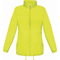 Sirocco Jack - opvouwbare jasje in jaszak vrouwen geel