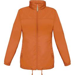 Sirocco Jack - opvouwbare jasje in jaszak vrouwen oranje