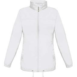 Sirocco Jack - opvouwbare jasje in jaszak vrouwen wit
