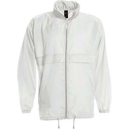 Sirocco Jack - opvouwbare jasje in jaszak wit