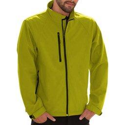 Softshell Jacket met bedrukking logo
