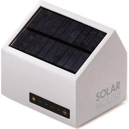 Solar house batterij bedrukken