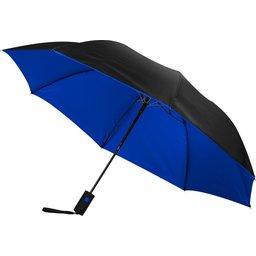 spark paraplu blauw