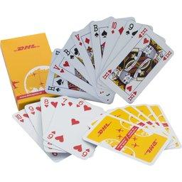 Speelkaarten bedrukken logo