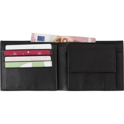 Splitlederen RFID portefeuille