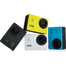 sport camera kleuren