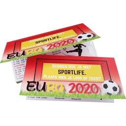 Sportlife Kauwgom EK voetbal