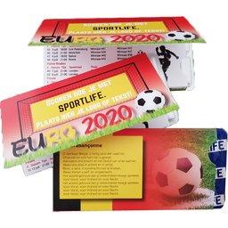 Sportlife Kauwgom EK voetbal Brabanconne