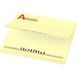 Sticky Mate sticky notes 7,5 x7,5 cm - 25 vellen