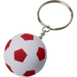 Stiker voetbal sleutelhanger bedrukken