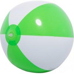 strandbal 26cm groen