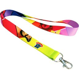 Sublimation lanyard 15 mm