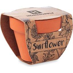 Sunflower-gepersonaliseerd