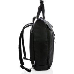 """Swiss Peak 15"""" laptop rugzak en draagtas PVC vrij-zijkant"""