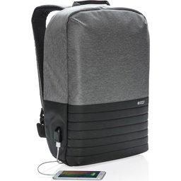 Swiss Peak anti-diefstal RFID laptop rugzak