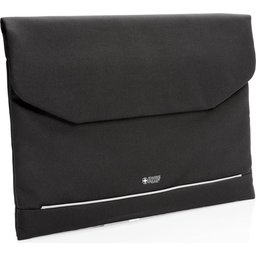 Swiss Peak RFID 15.6 laptop sleeve PVC-vrij