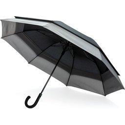 Swiss Peak uitschuifbare paraplu bedrukken