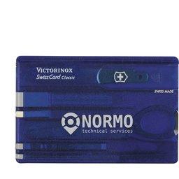Swisscard Victorinox Classic blauw