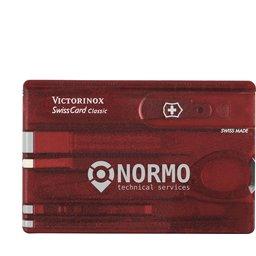 Swisscard Victorinox Classic rood