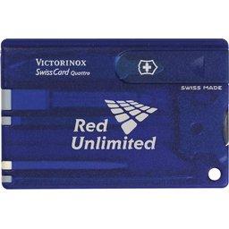 Swisscard Victorinox Quattro
