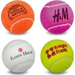 Tennis ballen Game Play
