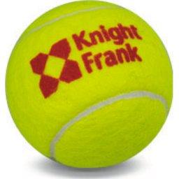 Tennis ballen Game Play geel