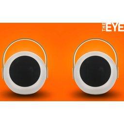 The Eye Mooni Eye Speaker bedrukken