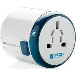 Travel Blue world travel adapter