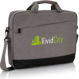 "Trend 15"" laptop tas - gepersonaliseerd"