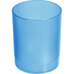 Trendy Pen Pot blauw
